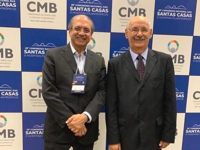 Filantrópicos se reúnem em Brasília para debates sobre a saúde no Brasil