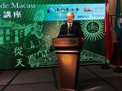 Patrimônio cultural baiano é destaque em congresso das Misericórdias na China