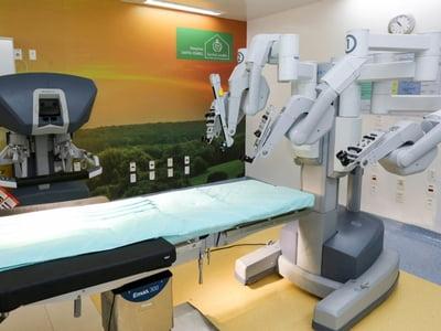 Hospital Santa Izabel realiza primeira cirurgia robótica da Bahia