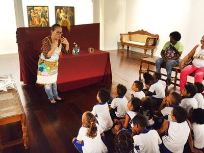 """Projeto """"Contando Nossa História"""" celebra o aniversário de Salvador no Museu da Misericórdia"""