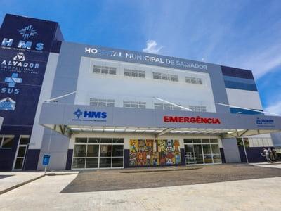 Hospital Municipal de Salvador participa de projeto para melhoria dos atendimentos na emergência