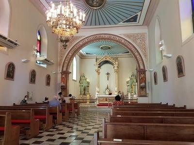 Retomada das Missas na Capela da Pupileira
