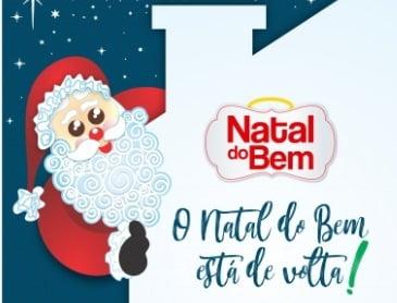 Campanha Natal do Bem arrecada presentes para crianças do Bairro da Paz