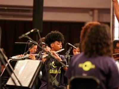 Alunos do Programa Avançar são selecionados para Orquestra Castro Alves