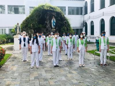 Santa Casa da Bahia divulga dados do programa de retenção de talentos para Jovem Aprendiz e Trainee de Enfermagem