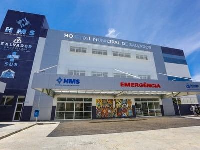Santa Casa da Bahia reforça ações com o SUS na luta contra a Covid-19
