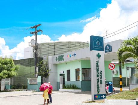 Hospital Municipal de Catu